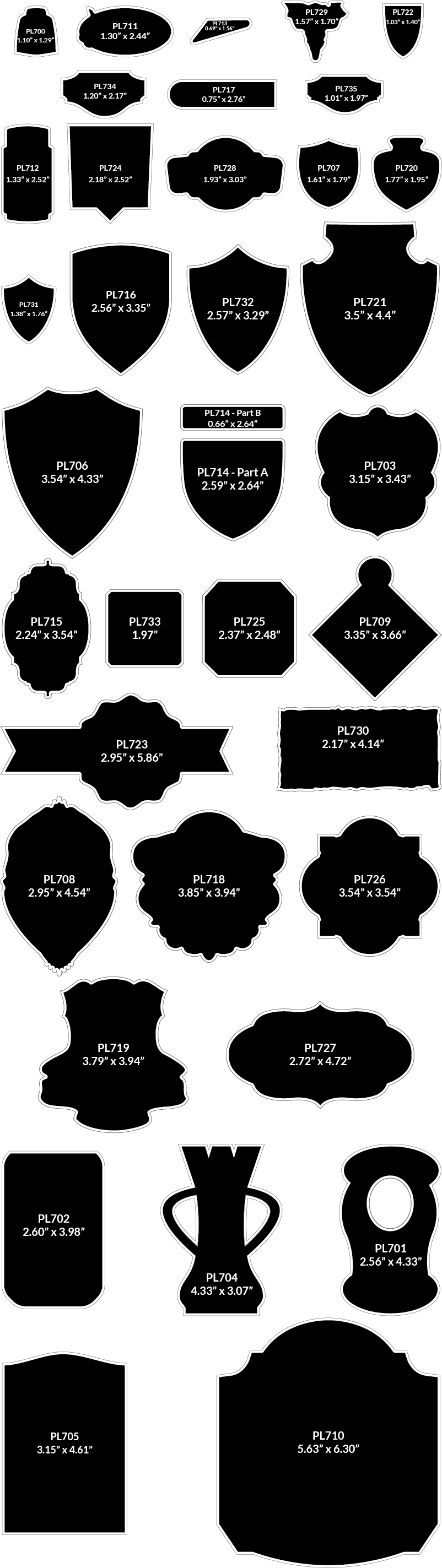 pewter-labels-custom-special-shapes
