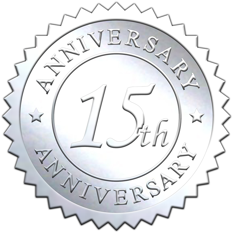 15th-anniversary-embossed-silver-seal-800X800