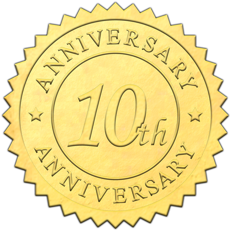 embossed-gold-10th-anniversary-seal-800X800
