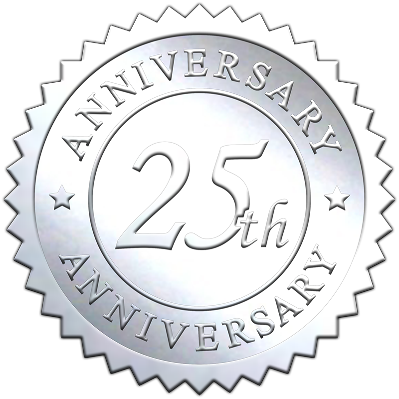 silver-25th-anniversary-embossed-seal-800x800