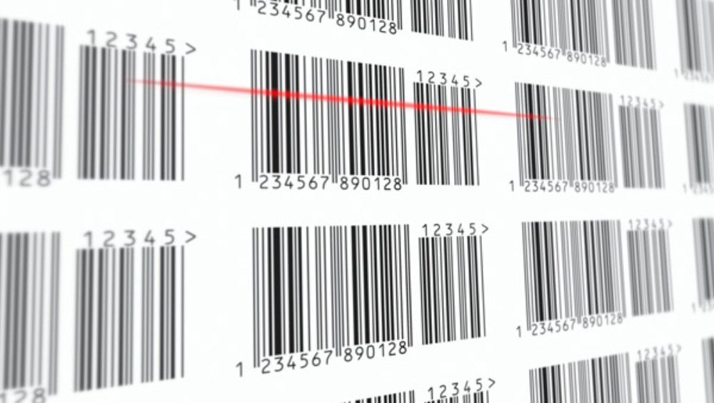 barcode scanning labels