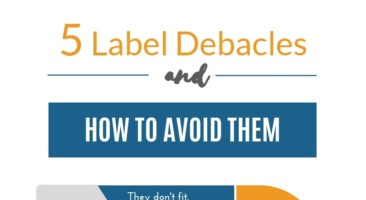 custom label issues how to avoid