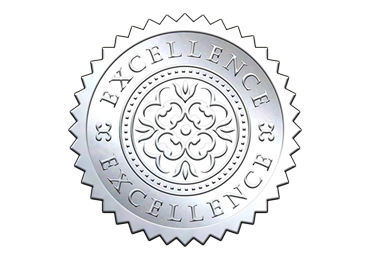 Silver Excellence Seal