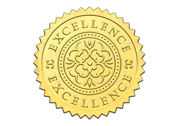 Gold Excellence Seal