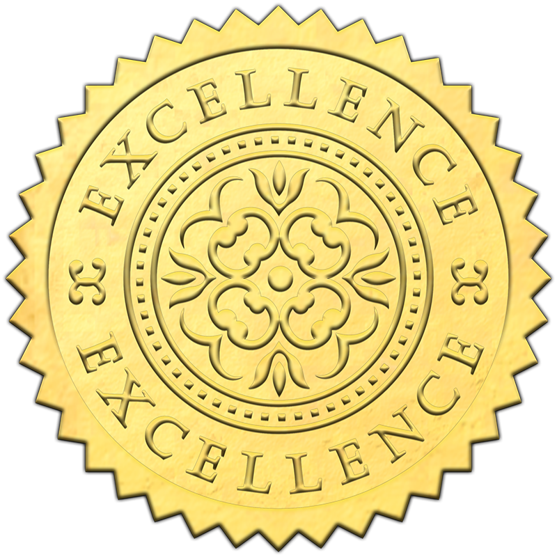 embossed-gold-excellence-seals-800X800