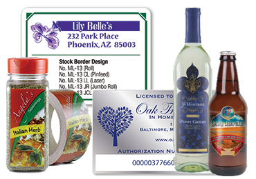Custom labels, decals, domed decals, embossed foil… | Sticky Business