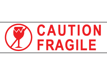 CAUTION Fragile