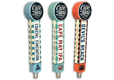 Tap Handle Decals